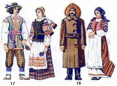 My Native Belarus Belarusian Traditional Costume