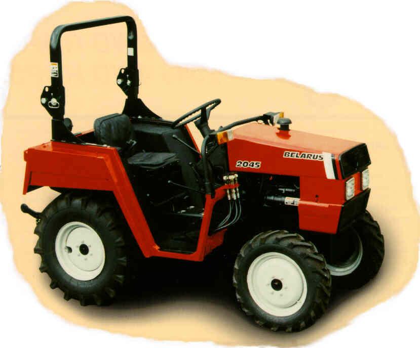 Tractor belarus - Kleine designtuin ...