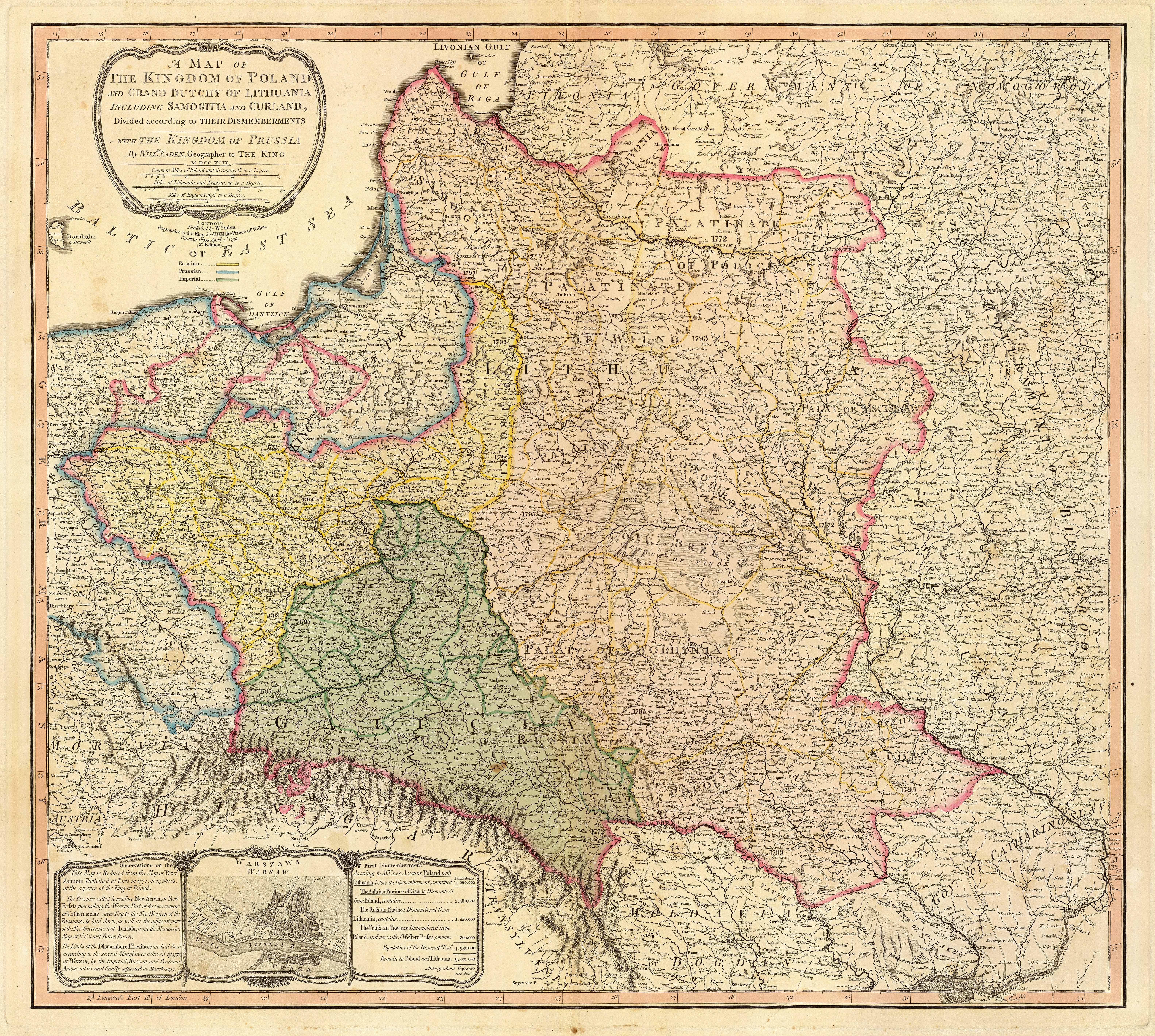 Maps - Belarus map