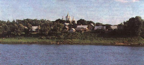 The view of Besankovicy